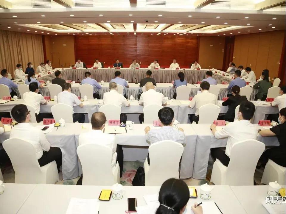 全省政法队伍英模代表座谈会召开!